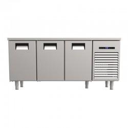 Portabianco TT-3N70 Tezgah Tipi Buzdolabı, 3 Kapılı - Thumbnail