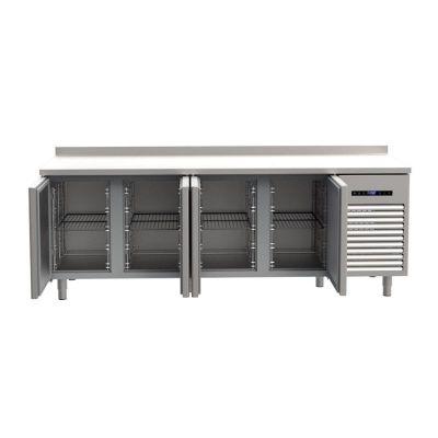 Portabianco - Portabianco TT-4N60-E Tezgah Tipi Buzdolabı, 4 Kapılı (1)