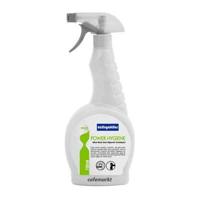 Öztiryakiler Power Hygiene Hızlı Hijyenik Temizleme Maddesi, 0.75 L