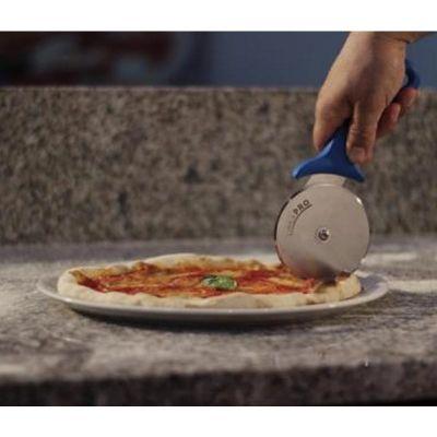 Gi-Metal - Gi-Metal Pro-Line Pizza Bıçağı & Ruleti, Düz, 26x10 cm (1)