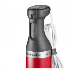KitchenAid Profesyonel El Blender, Kırmızı - Thumbnail