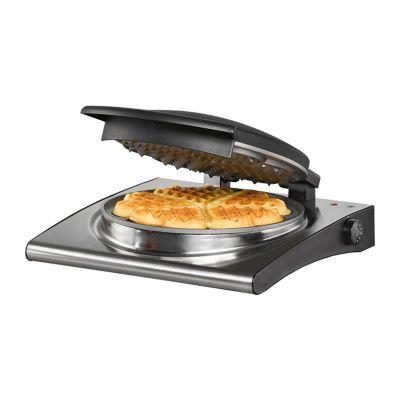 Rommelsbacher - Rommelsbacher Profesyonel Waffle Makinesi (1)