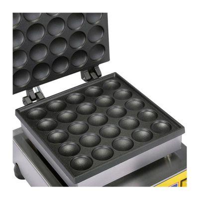 Remta - Remta Bubble Waffle Makinesi, Kapaklı, Yuvarlak, 25'li, Elektrikli (1)