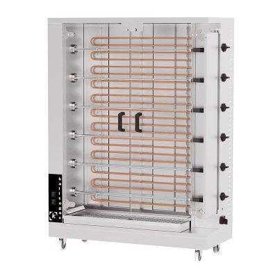 Rinnova CRE6B Piliç Çevirme Makinesi, Elektrikli
