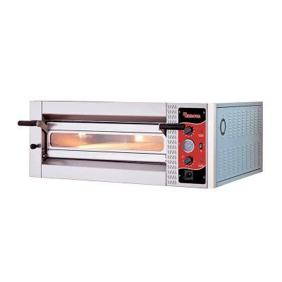 Rinnova Pizza Fırını, Tek Katlı, Analog Kontrol, Elektrikli, 72x72 cm