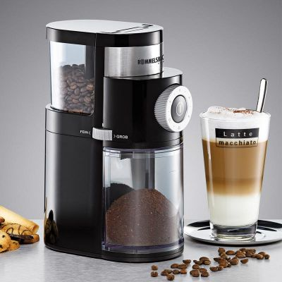 Rommelsbacher Kahve Değirmeni, Otomatik