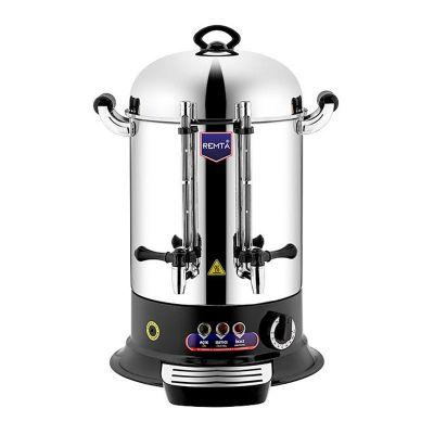 Remta Royal Çay Makinesi, 9 L, 80 Bardak Kapasiteli