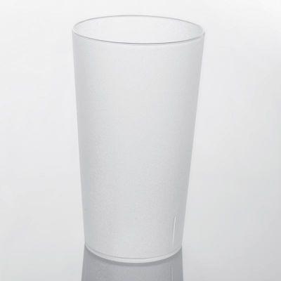 Rubikap Bardak, Polikarbonat, Kumlu, 400 ml