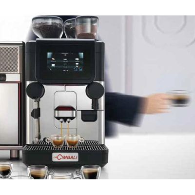 Cimbali - Cimbali S20 Espresso Kahve Makinesi, Süper Otomatik (1)