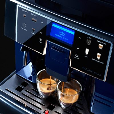 Saeco - Saeco Aulika Evo Top HSC Kahve Makinesi, Tam Otomatik, Şebeke Bağlantılı (1)