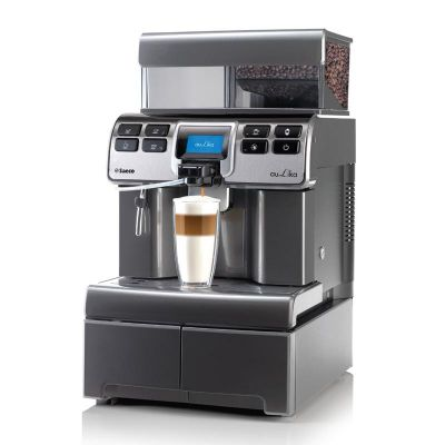 Saeco Aulika Top High Speed Cappuccino RI V2 Kahve Makinesi, Tam Otomatik