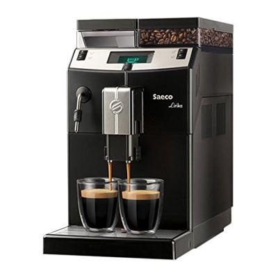 Saeco Lirika Black Kahve Makinesi