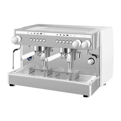 Saeco - Saeco Perfetta Espresso Kahve Makinesi, Tall Cup, 2 Gruplu, Beyaz + Cunill Tranquilo Tron Kahve Değirmeni (1)