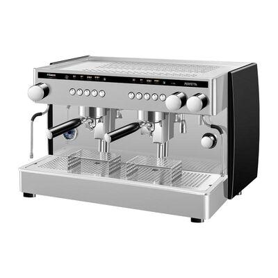Saeco - Saeco Perfetta Espresso Kahve Makinesi, Tall Cup, 2 Gruplu, Siyah + Cunill Tranquilo Tron Kahve Değirmeni (1)