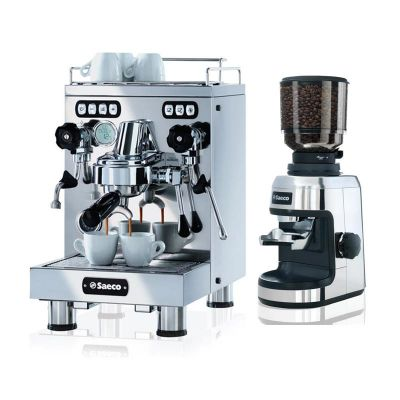 Saeco SE50 Espresso Kahve Makinesi + M50 Kahve Değirmeni