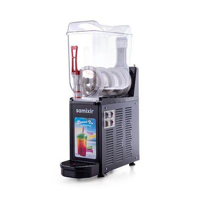 Samixir - Samixir Allure Ice Slush Granita ve Soğuk Meyve Suyu Dispenseri, 12 L, Siyah (1)