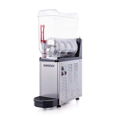 Samixir - Samixir Mono Ice Slush Granita ve Soğuk Meyve Suyu Dispenseri, 12 L, Inox (1)