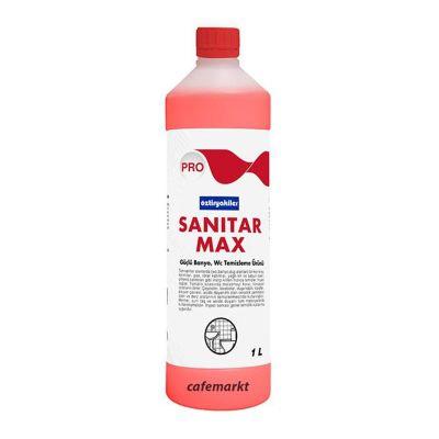 Öztiryakiler Sanitar Max Güçlü Banyo WC Temizleyici, 1 L