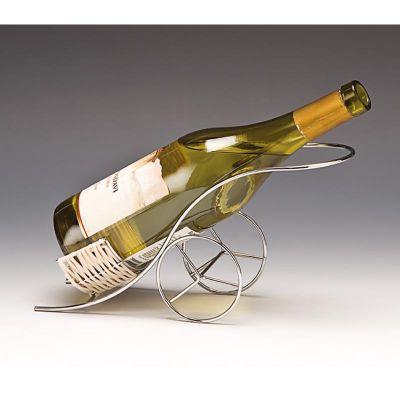 Zicco Şarap Standı, Tel ve Hasır, Standlı, 70'lik
