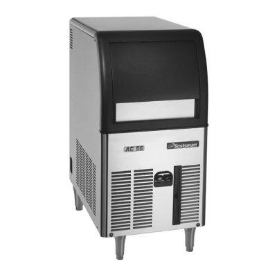 Scotsman AC 56 Gurme Buz Makinesi, Hazneli, Kapasite 32 kg/gün, 400 W