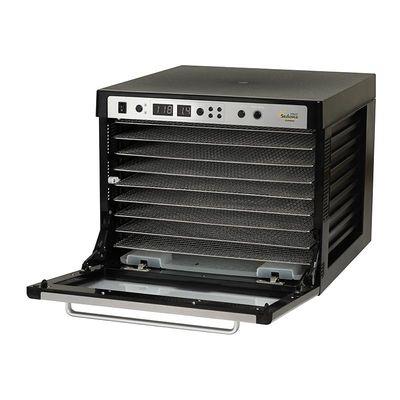 Sedona - Sedona Supreme SDC-S101-F Meyve ve Sebze Kurutma Makinesi, Paslanmaz Çelik Tepsili, 9 Tepsi Kapasiteli (1)