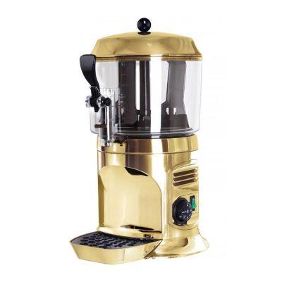 Ugolini Sıcak Çikolata ve Sahlep Makinesi, 3 L, Gold