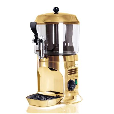Ugolini Sıcak Çikolata ve Sahlep Makinesi, 5 L, Gold