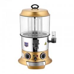 Remta Sıcak Çikolata & Sahlep Makinesi, 9 L, Gold - Thumbnail