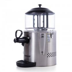 Samixir Sıcak Çikolata ve Sahlep Makinesi, 5 L - Thumbnail