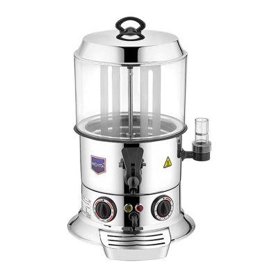 Remta Sıcak Çikolata & Sahlep Makinesi, 9 L, Silver