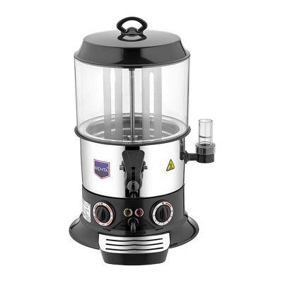 Remta Sıcak Çikolata & Sahlep Makinesi, 5 L, Siyah