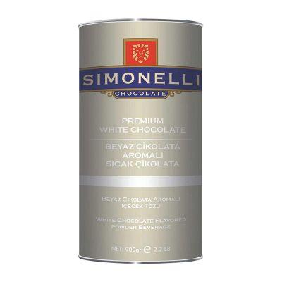 Simonelli Sıcak Çikolata, Beyaz, 900 gr