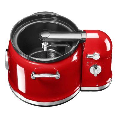 KitchenAid - KitchenAid Pişirme Robotu, Kırmızı (1)