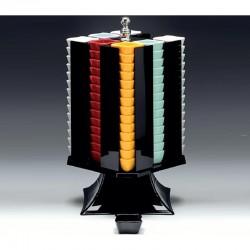 Zicco Sosluk Reçellik Standı, Döner, Polikarbon, 20x20x42 cm - Thumbnail