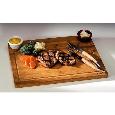 Zicco Bambu Steak Tahtası, 30x40 cm, Kalınlık 2 cm