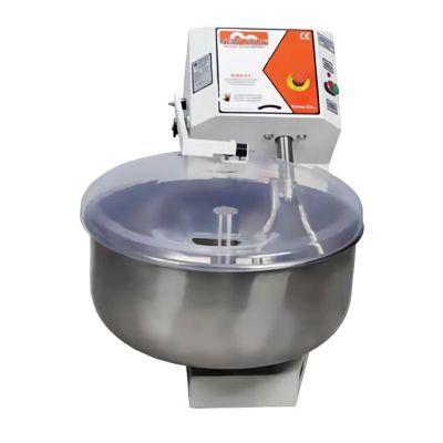 Süper Mikser - Süper Mikser Hamur Yoğurma Makinesi, Kapaklı, Sensörlü, 50 kg (1)