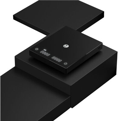 Timemore Black Mirror Hassas Tartı, 0.1 gr, Siyah
