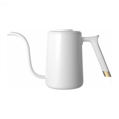 Timemore - Timemore Fish Pure Pour Over Kettle, 700 ml, Beyaz (1)