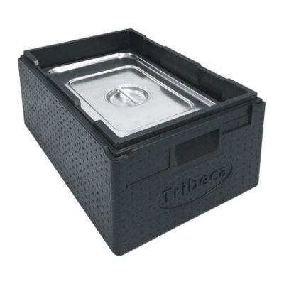 Tribeca - Tribeca TCB-200EPP Thermo Box 200, Üstten Yüklemeli, 46 L, Siyah (1)