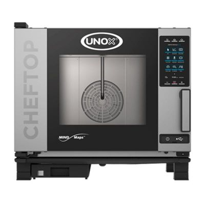 Unox Cheftop Plus Fırın, Elektrikli, GN 1/1, 5 Tepsi Kapasiteli, İkinci El