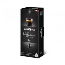 Gimoka Vellutato x10 %100 Arabica Nespresso Uyumlu Kapsül Kahve - Thumbnail