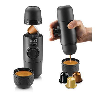 Wacaco - Wacaco Minipresso NS Kapsül Manuel Espresso Makinesi (1)