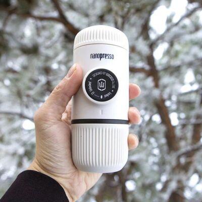 Wacaco - Wacaco Nanopresso Manuel Espresso Makinesi, Beyaz (1)