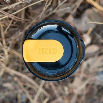 Wacaco - Wacaco Octaroma Lungo Termos Mug, Zerdeçal Sarısı (1)