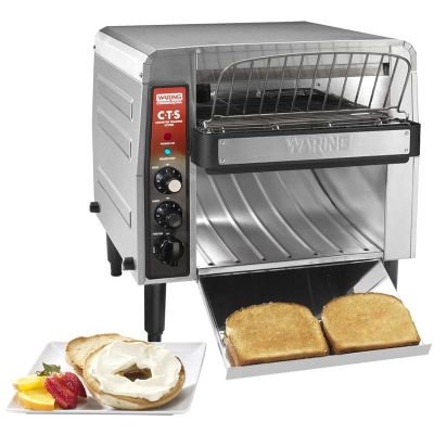 Waring - Waring CTS 1000 B Ekmek Kızartma Makinesi, Konveyörlü, 2700 W (1)