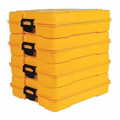 Avatherm - Avatherm Menü Mobil Tepsi, Yüksek İzolasyonlu, Sarı (1)