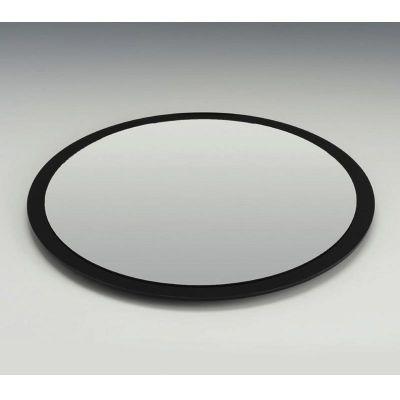 Zicco Yuvarlak Teşhir Standı, Aynalı, 40 cm